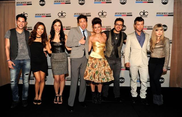 Agnes Monica on American Music Awards Photo