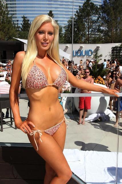 Heidi Montag New Bikini