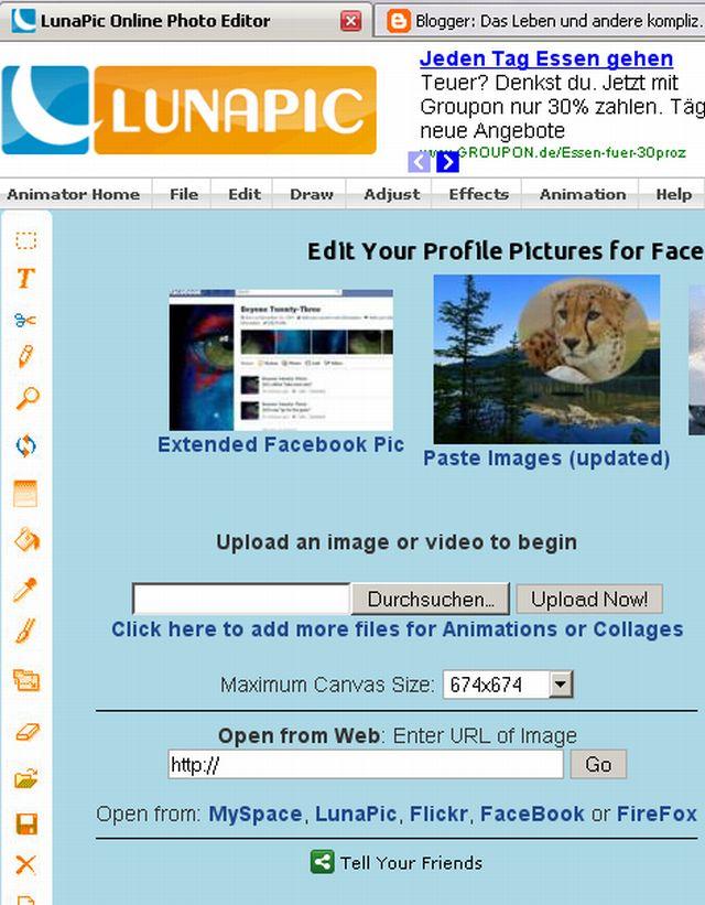 42 Bildbearbeitungstool online und kostenlos | Das Leben und andere ...