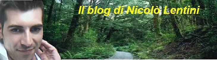 il Blog di Nicolò Lentini