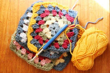 052 Como Hacer Una Bufanda De Mariposa En Crochet Ganchillo