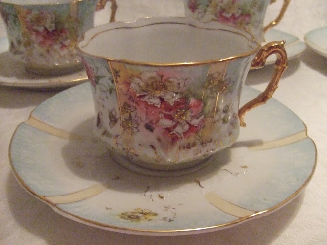 RS Prussia Teacup