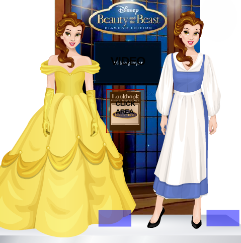 Beauty and Beast shop