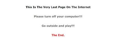 zadnja spletna stran