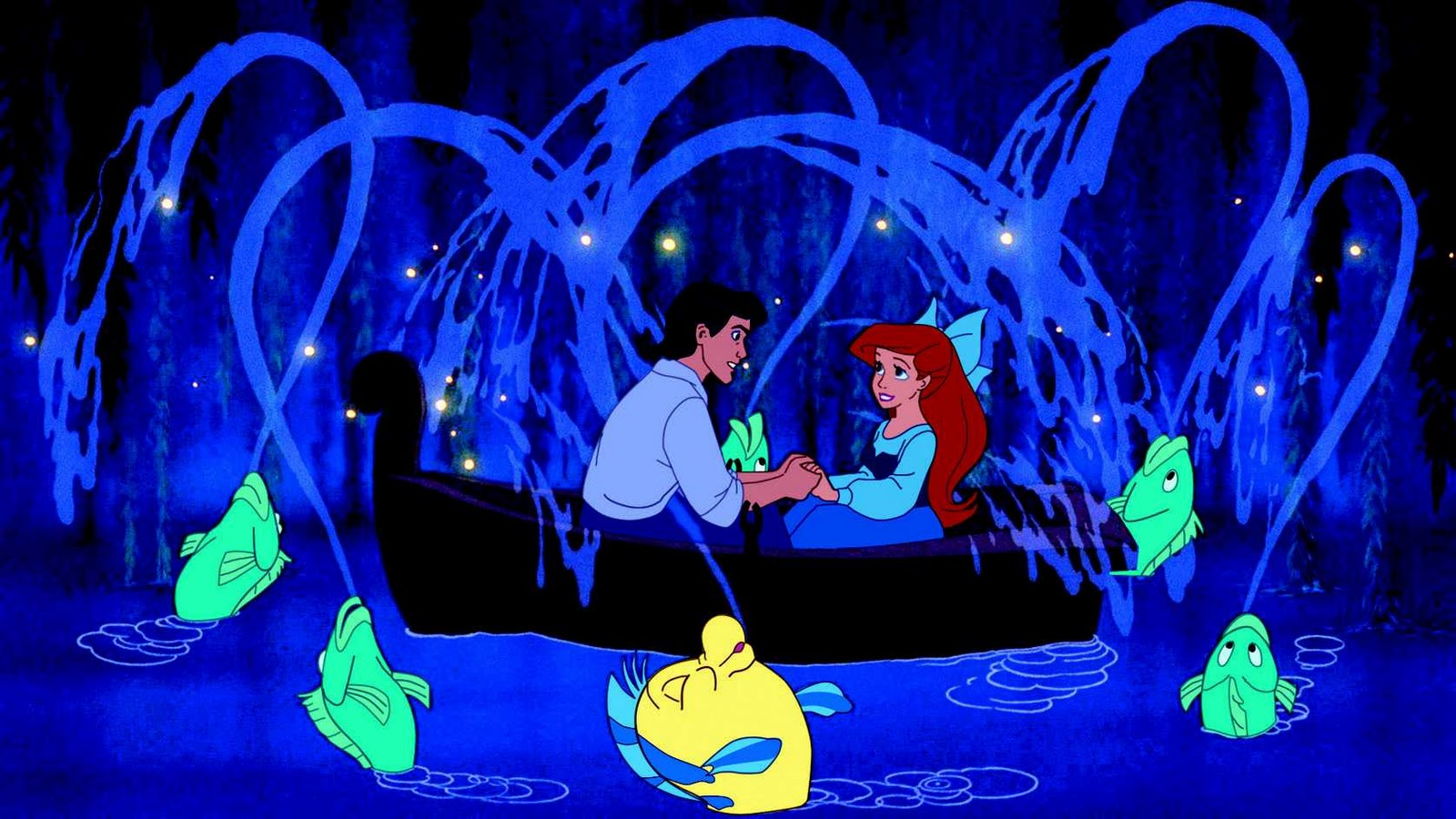 Diary of a Celluloid Girl: The Little Mermaid: Good Ole Family Fun