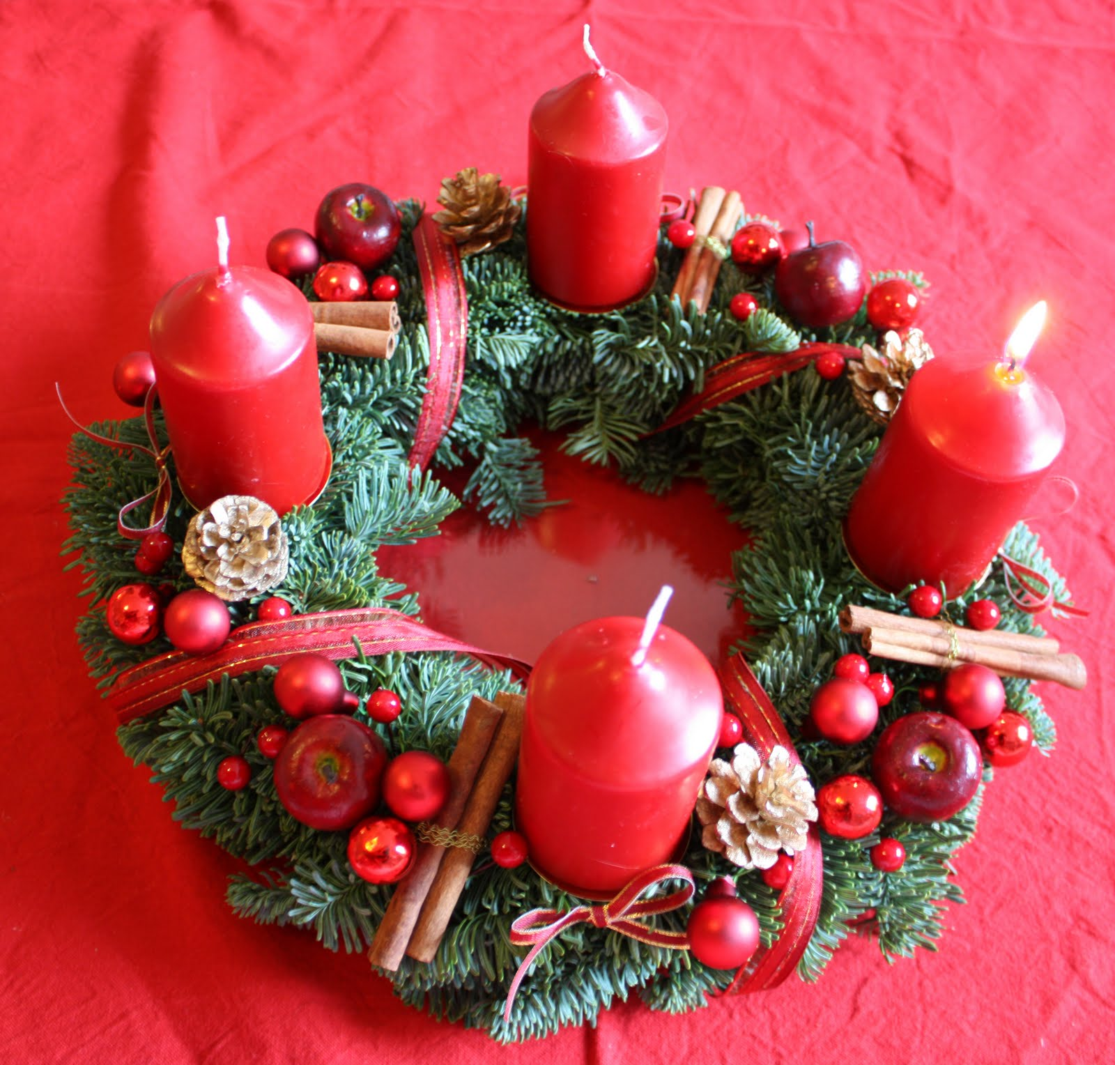 Advent Wreath Decorations Christmas Around The World Thinglink