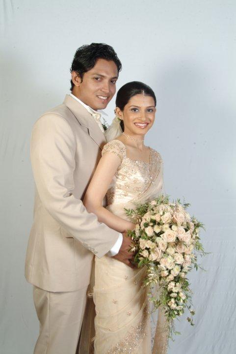 Menaka Rajapaksha Wedding