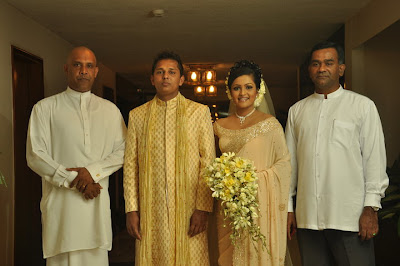 Nuwani Walimuni Wedding