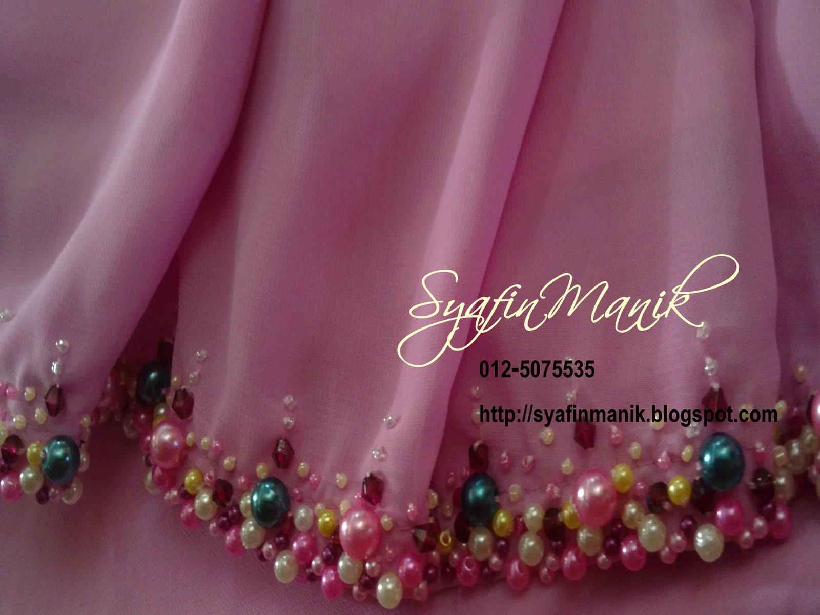 Design+Manik Jahit Manik @ Beading | Kelas jahitan manik | Jual Manik ...