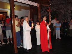 Parroquia San Pablo. Viernes Santo 2009