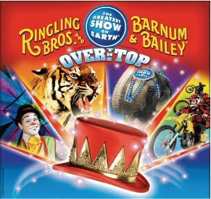 Evan And Lauren 39 S Cool Blog 9 21 09 Discount To Upcoming Ringling Brothers Circus