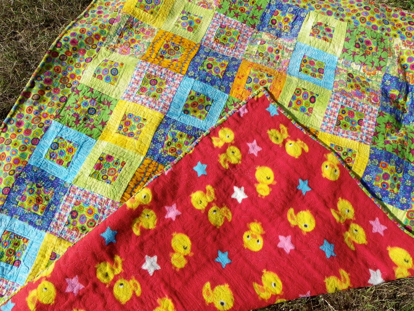 Little Island Quilting Quilts Without Batting