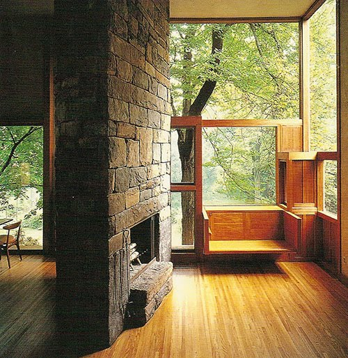 louis kahns fisher house A house within a house  #fisher_house #louis_i_kahn.