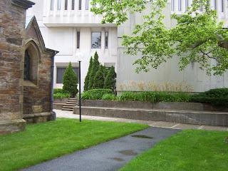 Sherrill Library Episcopal Divinity School 99 Brattle Street