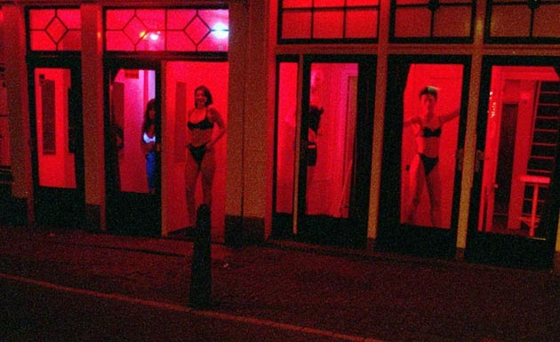 las prostitutas barrio rojo prostitutas
