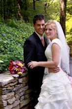 Aaron and Courtney