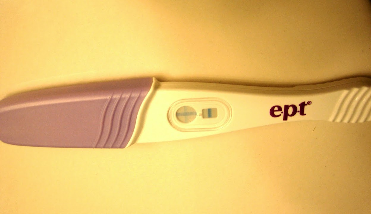 ept pregnancy test how to read