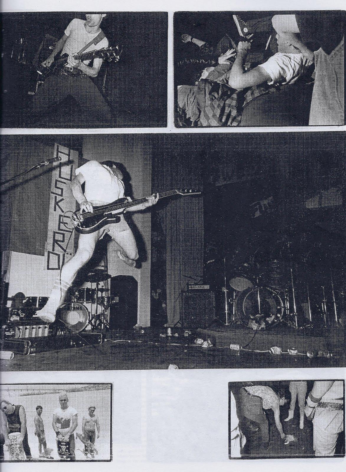 Hardcore punk zine! Hardcore punk zine! In the tradition of zines like ItS ...