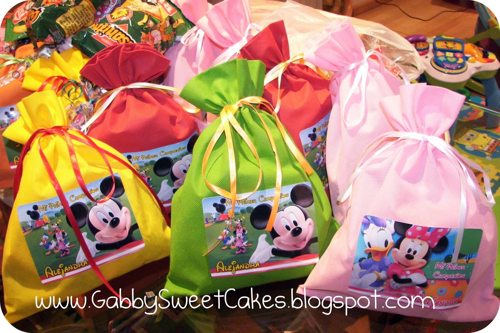 Decoraciones Para Cumple Anos De Mickey Mouse
