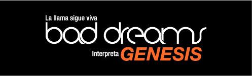 Bad Dreams interpreta Genesis