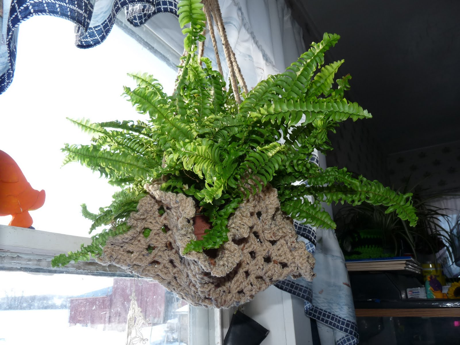 FREE CROCHET PATTERNS PLANT HANGERS - Crochet and Knitting Patterns