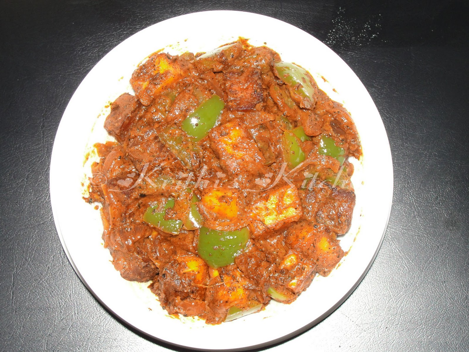 Paneer Tawa Masala