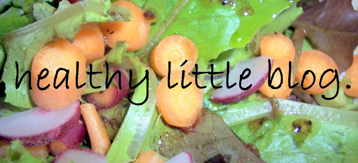 healthy little blog