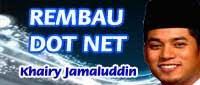 Blog Khairy Jamaluddin