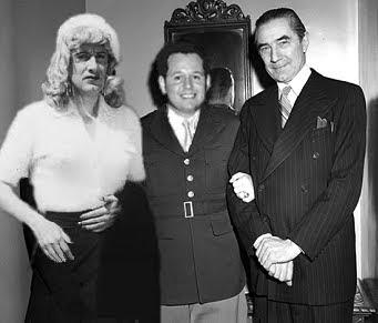 Above  Ed Wood  Alex Gordon  and Bela LugosiEd Wood Bela Lugosi