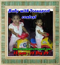 Baby with Transport Contest