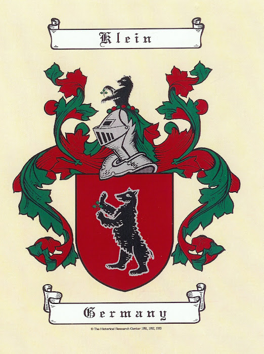 Klein Coat of Arms