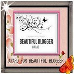 ~BeAutiFuL aWarD~