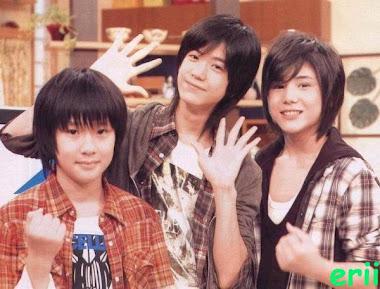 Ryutaro, Yuto, Ryosuke