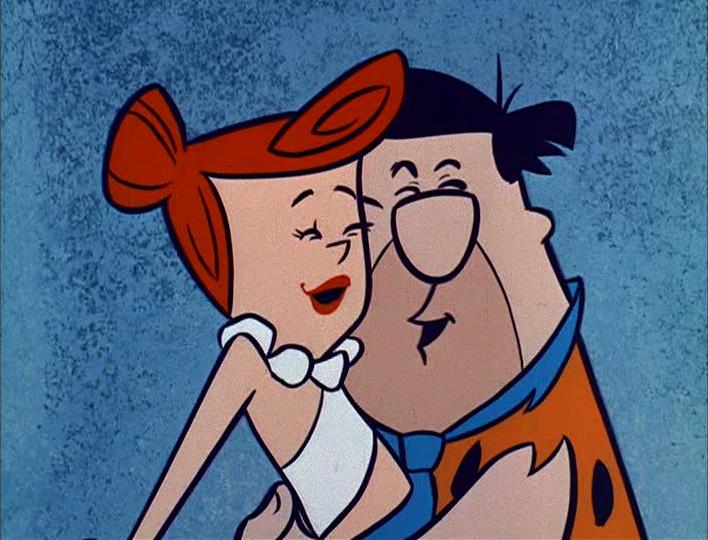 Yowp The Flintstones 50th Birthday