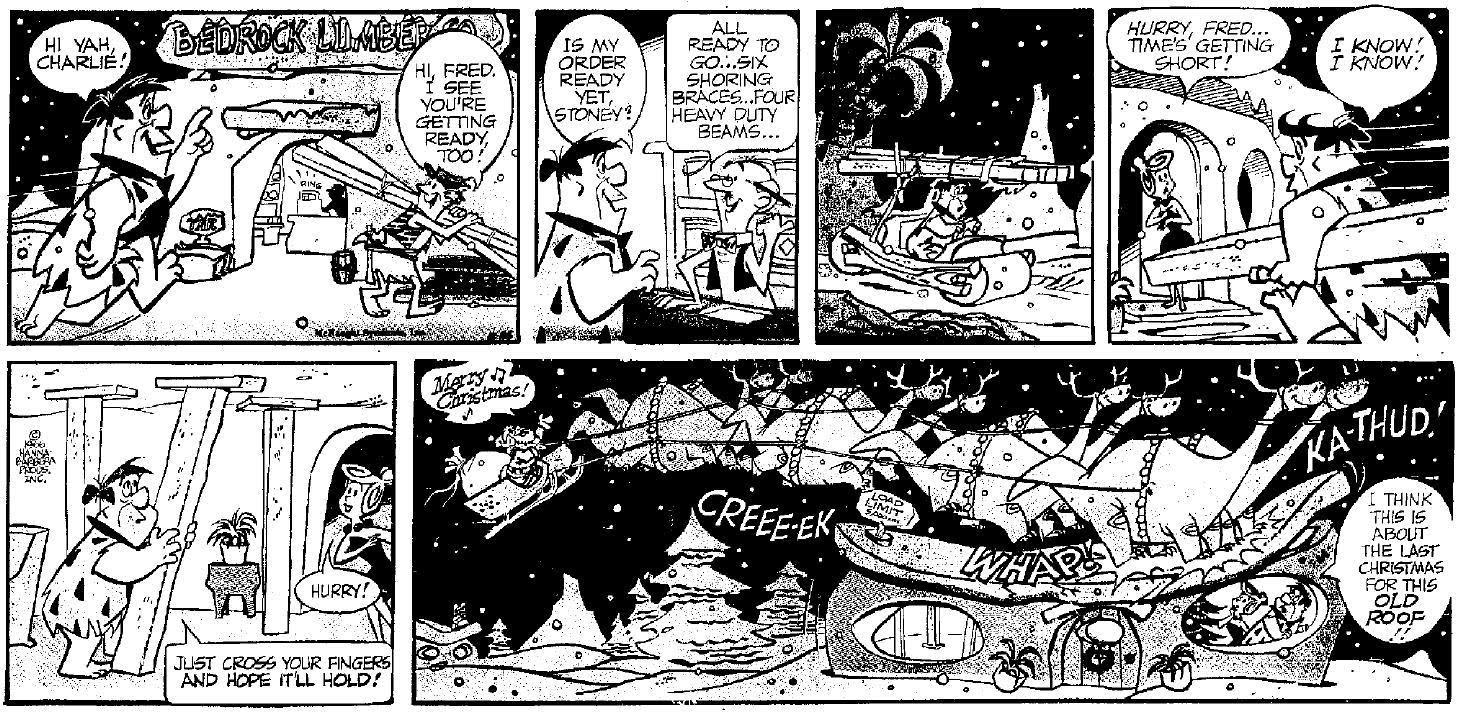 THE FLINTSTONES, December 24, 1967