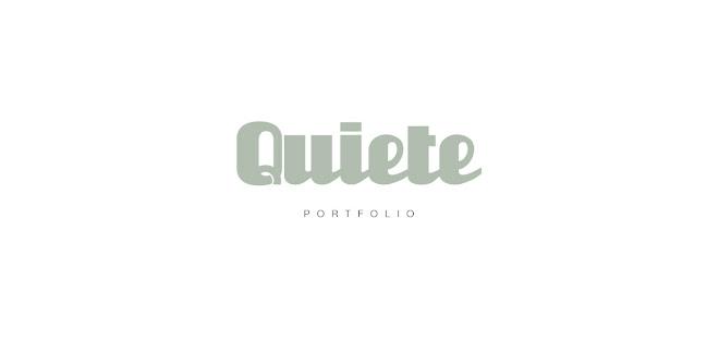 Quieteblog portfolio