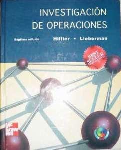 Investigación de Operaciones -7ma Edicion- Hillier Completo