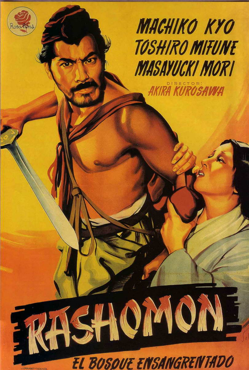 the film emporium review rashomon akira kurosawa  rashomon was the film that introduced the films of akira kurosawa to western audiences and along the seven samurai 1954 is considered to be his