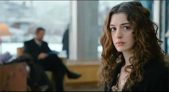 anne hathaway pics love and other drugs. Anne Hathaway is the standout