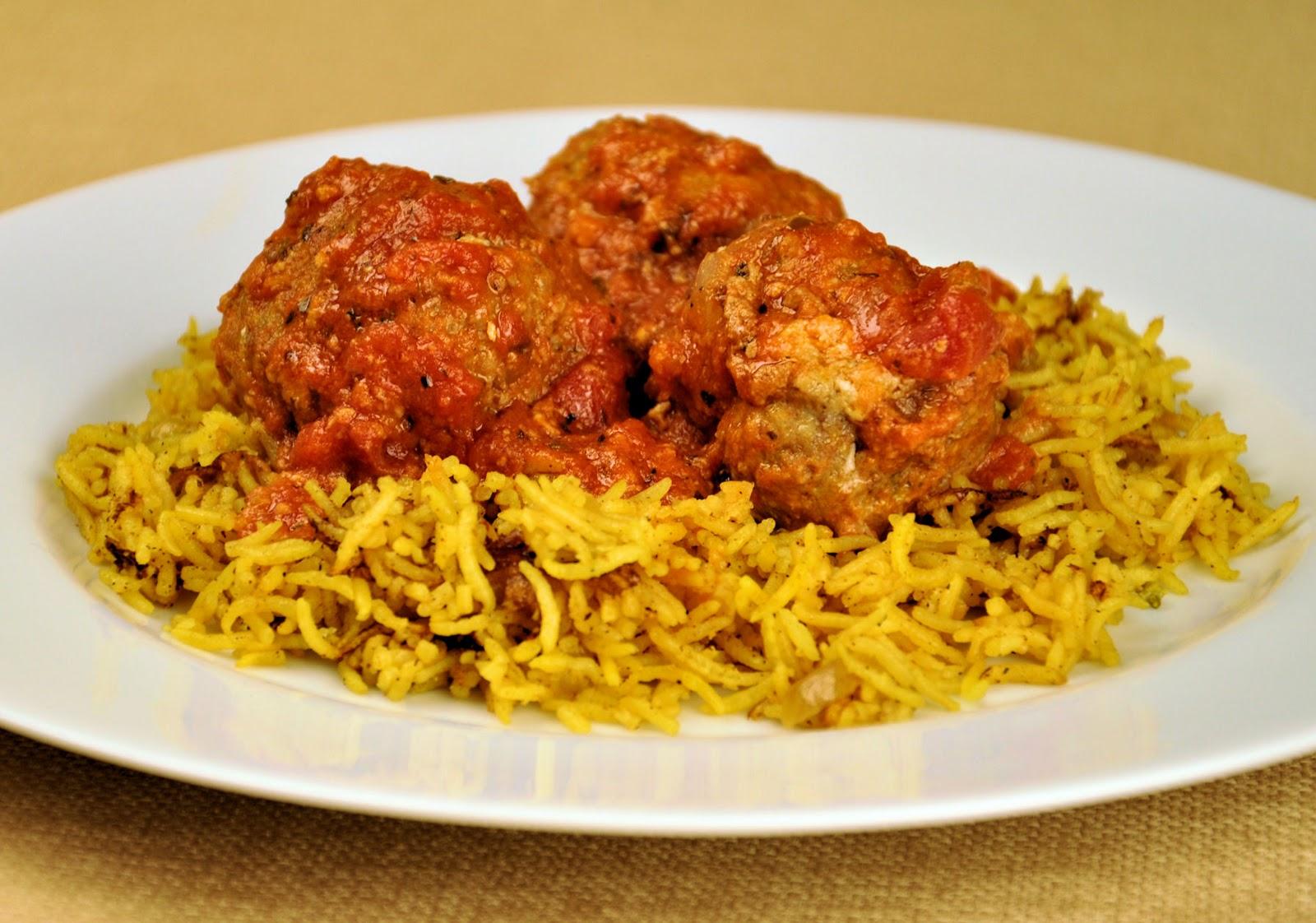Cook to Grow: Moroccan Lamb Meatballs