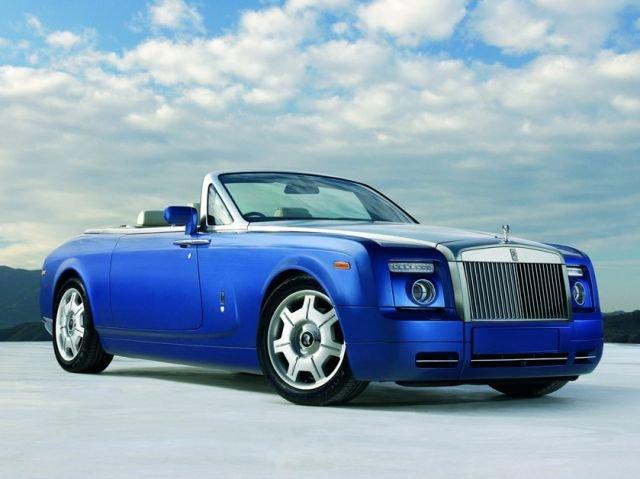 Rolls Royce Phantom Drophead Coupe. ROLLSROYCE