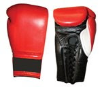 boxing gloves-lace
