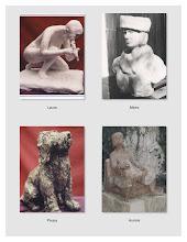 sculpture- P de Bancourt -1966--2008
