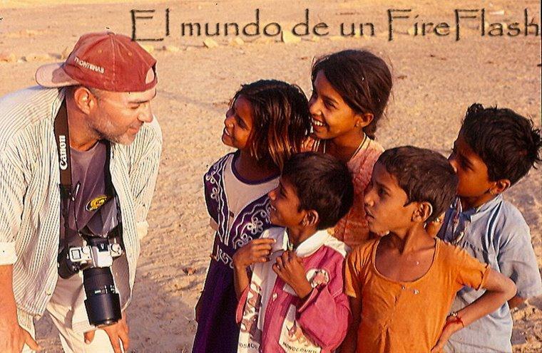 El mundo de un FireFlash