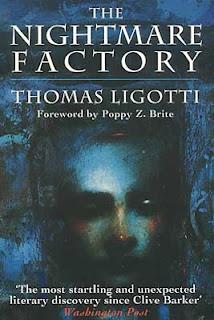 The Nightmare Factory, 1996, copertina