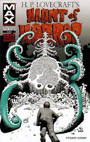 Richard Corben, Haunt of Horror: Lovecraft #1, Marvel 2008
