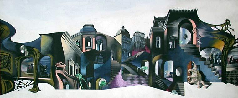 I mostri all'angolo della strada (1966) di Karel Thole
