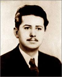 Un giovane Frank Belknap Long, foto