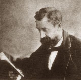 """James """"B.V."""" Thomson, 1881"""