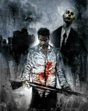 Criminal Macabre fumetto immagine